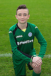 St Johnstone FC Academy Under 14's<br /> Josh Scoon<br /> Picture by Graeme Hart.<br /> Copyright Perthshire Picture Agency<br /> Tel: 01738 623350  Mobile: 07990 594431