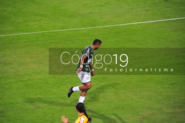 CURITIBA, PR, 01.06.2021 OPERARIO X GUARANI-Lucao faz o quinto para o Guarani - Campeonato Brasileiro 2021 serie B, valida pela segunda rodada entre Operario x Guarani no estadio Couto Pereira nessa terca feira(01).