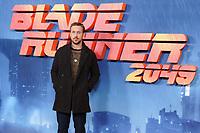 "Ryan Gosling<br /> at the ""Blade Runner 2049"" photocall, Corinthia Hotel, London<br /> <br /> <br /> ©Ash Knotek  D3312  21/09/2017"