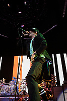 Red Hot Chili Pepper in concert, May 2012<br /> <br /> photo :   Agence Quebec Presse
