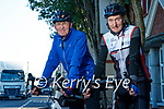 Cyclists Ray Moriarty and Joe Moriarty are raising money for Inspired charity in Tralee by cycling 500 kilometres in Spain.