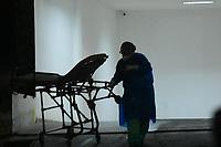 27/03/2021 - MOVIMENTAÇÃO NO HOSPITAL DE REFERENCIA EM RECIFE