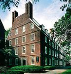Mass Hall, Harvard University, Cambridge,MA