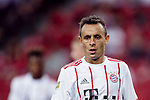 Bayern Munich Defender Rafinha de Souza in action during the International Champions Cup match between FC Bayern and FC Internazionale at National Stadium on July 27, 2017 in Singapore. Photo by Marcio Rodrigo Machado / Power Sport Images