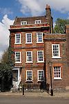 Church Row,  Hampstead village, London NW3. England 2006.