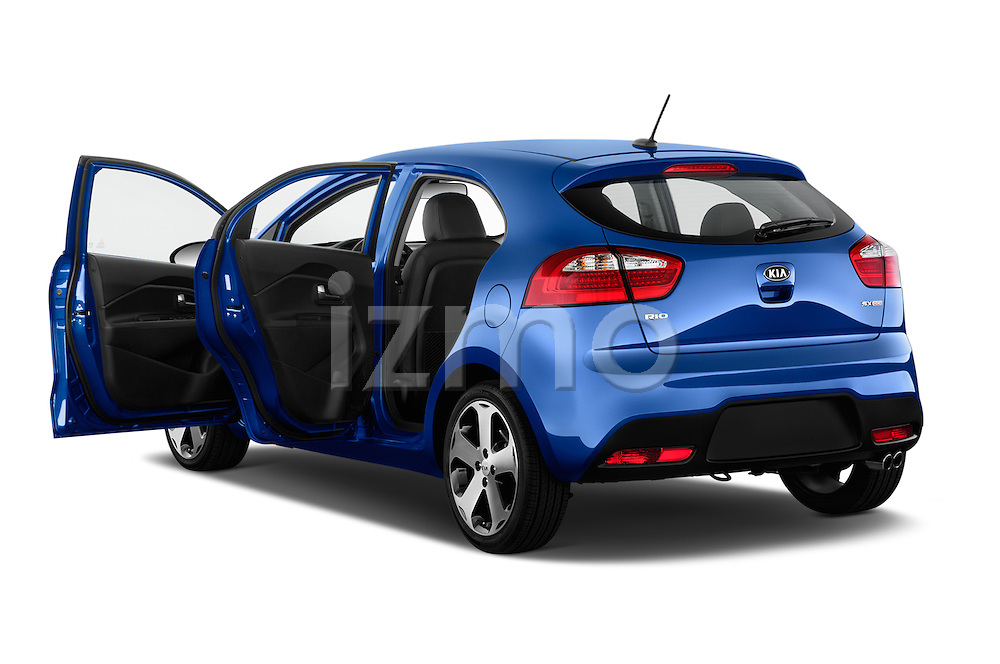Car images of 2015 KIA Rio AT SX 5 Door Hatchback 2WD Doors