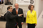 """King Juan Carlos of Spain and Queen Sofia of Spain attend the """"REY DE ESPAÑA"""" International Journalism Awards and ¨DON QUIJOTE"""" Journalism Award in Madrid, Spain. May 27, 2014. (ALTERPHOTOS/Victor Blanco)"""