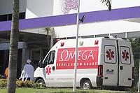 Campinas (SP), 22/03/2021 - Hospital - Movimentacao no Hospital Metropolitano na cidade de Campinas, interior de Sao Paulo, nesta segunda-feira (22). (Foto: Denny Cesare/Codigo 19/Codigo 19)