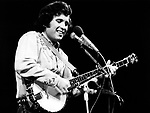Don Mclean 1973 at Royal Albert Hall<br /> © Chris Walter