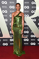 Adwoa Aboah<br /> arriving for the GQ Men of the Year Awards 2019 in association with Hugo Boss at the Tate Modern, London<br /> <br /> ©Ash Knotek  D3518 03/09/2019