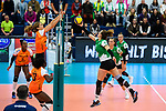 20191005 Volleyball, Bundesliga Frauen, Normalrunde, USC MüŸnster  vs. Allianz MTV