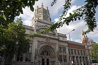 LONDON-UK- 24-05-2008. Museo Victoria and Albert en Londres. Victoria and Albert Museum London. Photo: VizzorImage