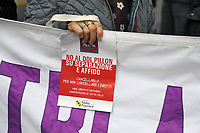 - Milano, 10 novembre 2018, manifestazione contro il disegno di legge del senatore leghista Pillon sull'affido condiviso dei figli e il loro mantenimento<br /> <br /> - Milan, 10 November 2018, demonstration against the bill by the Northern League senator Pillon on the shared custody of the children and their maintenance