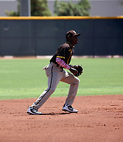 Charlis Aquino - San Diego Padres  2021 extended spring training (Bill Mitchell)