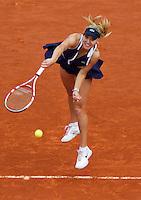 29-05-13, Tennis, France, Paris, Roland Garros,  Elena Vesnina