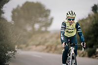 Audrey Cordon-Ragot (FRA/Trek-Segafredo)<br /> <br /> Team Trek-Segafredo women's team<br /> training camp<br /> Mallorca, january 2019<br /> <br /> ©kramon