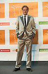 Nacho Novo poses for the photographers during 2015 Theater Ceres Awards photocall at Merida, Spain, August 27, 2015. <br /> (ALTERPHOTOS/BorjaB.Hojas)