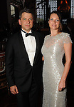 Natasha and Pavel Ilyasov at the SPA's Forever Paris Gala at the Wortham Theater Saturday March 29, 2014.(Dave Rossman photo)