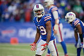 Buffalo Bills Isaiah McKenzie (19) during an NFL football game against the New York Jets, Sunday, December 9, 2018, in Orchard Park, N.Y.  (Mike Janes Photography)