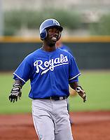 Patrick Norris / Kansas City Royals 2008 Instructional League..Photo by:  Bill Mitchell/Four Seam Images