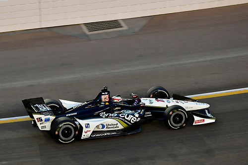 Graham Rahal, Rahal Letterman Lanigan Racing Honda,
