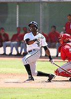 John Shelby / Chicago White Sox 2008 Instructional League..Photo by:  Bill Mitchell/Four Seam Images