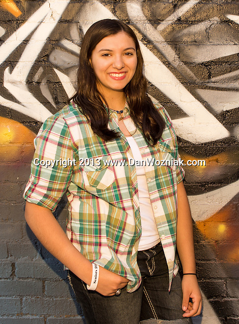 Britney Senior Pictures - Deep Ellum/White Rock Lake