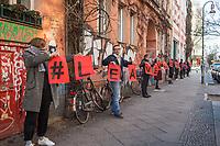 2020/04/05 Berlin | Protest | #LeaveNoOneBehind
