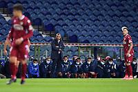 30th April 2021; Dragao Stadium, Porto, Portugal; Portuguese Championship 2020/2021, FC Porto versus Famalicao; Famalicao manager Ivo Vieira