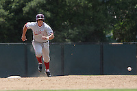 31 May 2008: Stanford Cardinal Randy Molina during Stanford's 5-1 win against the Arkansas Razorbacks in game 3 of the NCAA Stanford Regional at Sunken Diamond in Stanford, CA.