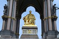 LONDON-UK- 24-05-2008.Albert Memorial en el Royal Parks de Londres.Albert Memorial in the Royal Parks of London . Photo: VizzorImage