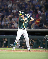 Austin Allen - Oakland Athletics 2020 spring training (Bill Mitchell)