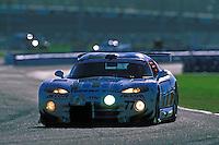 #77 Dodge Viper..2002 Rolex 24 at Daytona, Daytona International Speedway, Daytona Beach, Florida USA Feb. 2002.(Sports Car Racing)