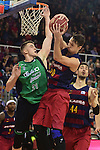 Basquet ACB-ENDESA 2016-17.