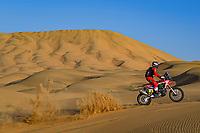 4th January 2021; Dakar Rally stage 2;  #88 Barreda Bort Joan (esp), Honda, Monster Energy Honda Team 2021, Motul, Moto, Bike, action during the 2nd stage of the Dakar 2021 between Bisha and Wadi Al Dawasir, in Saudi Arabia on January 4, 2021