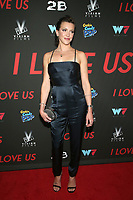 WEST HOLLYWOOD, CA - SEPTEMBER 13: Katie Cassidy at the LA Premiere Screening Of I Love Us at Harmony Gold in West Hollywood, California on September 13, 2021. Credit: Faye Sadou/MediaPunch