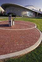 AJ3821, Reno, planetarium, university, Nevada, Fleischmann Planetarium at the University of Nevada in Reno in the state of Nevada.