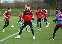 Pictured: Kyle Bartley Wednesday 10 December 2014<br />