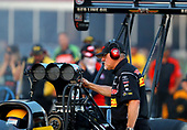 Richie Crampton, DHL, top fuel, Rob Flynn, crew chief