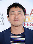Lee Yong-seung attends The LOS ANGELES FILM FESTIVAL Opening Night Gala: SNOWPIERCER held at Regal Cinemas  in Los Angeles, California on June 11,2014                                                                               © 2014 Hollywood Press Agency