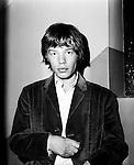 Rolling Stones 1965 Mick Jagger<br /> © Chris Walter