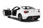 Car images of 2018 Toyota 86 GT 2 Door Coupe Doors