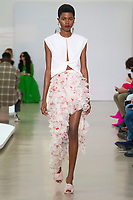 Giambattista Valli<br /> Spring Summer 2022 Ready-to-Wear catwalk Fashion Show at Paris Fashion Week, France in October 2021.<br /> Editorial use only<br /> CAP/PLF<br /> Image supplied by Capital Pictures