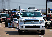Antron Brown, Matco Tools, top fuel, Sequoia, support vehicle