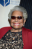 Maya Angelou, winner of the 2013 Literarian Award for OUtstanding Service to the American Literary Community,attends the 2013 National Book Awards Dinner and Ceremony on November 20, 2013 at Cipriani Wall Street in New York City.