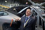 Francis Combes, directeur du programme de l'hélicoptère EC 175 - Eurocopter - Marignane - France