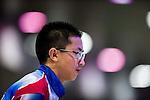 Boys singles Semi-Final round during Day 2 of the World Youth Tenpin Bowling Championships on August 09, 2014 at the SCAA bowling centre in Hong Kong, China.  Photo by Aitor Alcalde / Power Sport Images