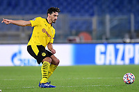 Mats Hummels of Borussia Dortmund in action during the Champions League Group Stage F day 1 football match between SS Lazio and Borussia Dortmund at Olimpic stadium in Rome (Italy), October, 200 Italy, 2020. Photo Andrea Staccioli / Insidefoto