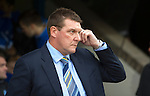 St Johnstone v FC Minsk...08.08.13 Europa League Qualifier<br /> Tommy Wright<br /> Picture by Graeme Hart.<br /> Copyright Perthshire Picture Agency<br /> Tel: 01738 623350  Mobile: 07990 594431