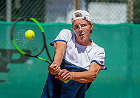The Hague, Netherlands, 11 June, 2017, Tennis, Play-Offs Competition, Bart de Gier, Heerhugowaard<br /> Photo: Henk Koster/tennisimages.com
